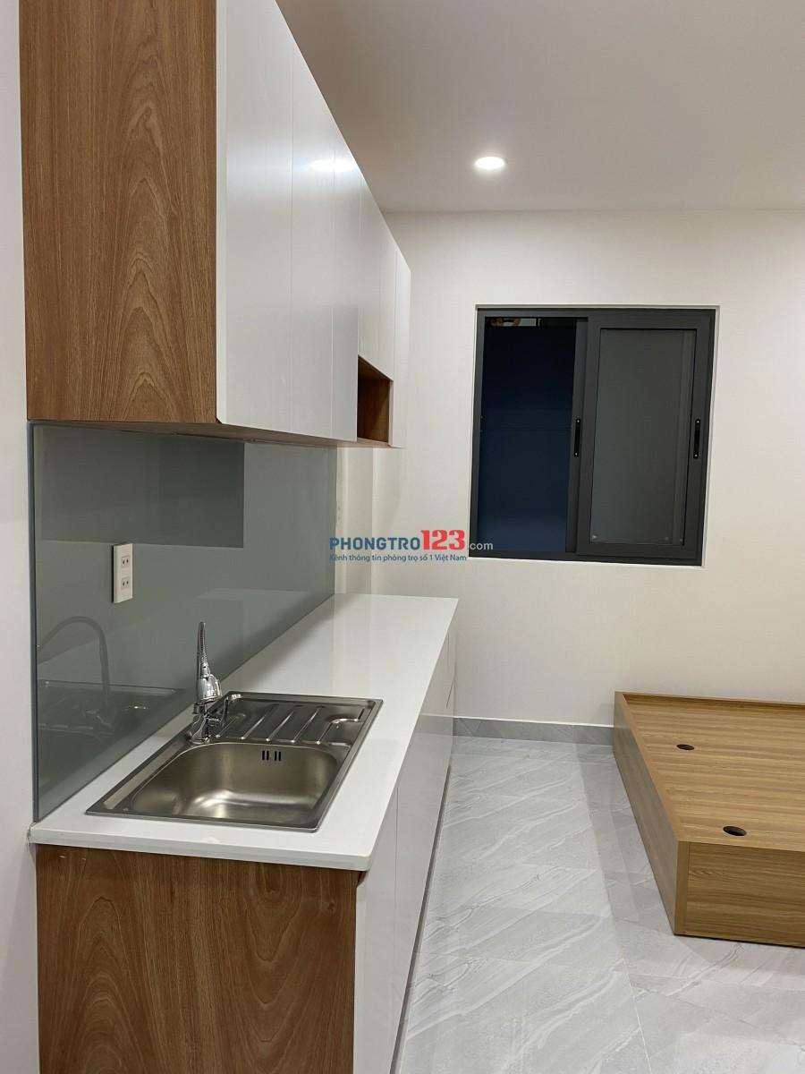 Cho thuê CHDV mới xây, nội thất đẹp trung tâm Phú Nhuận.