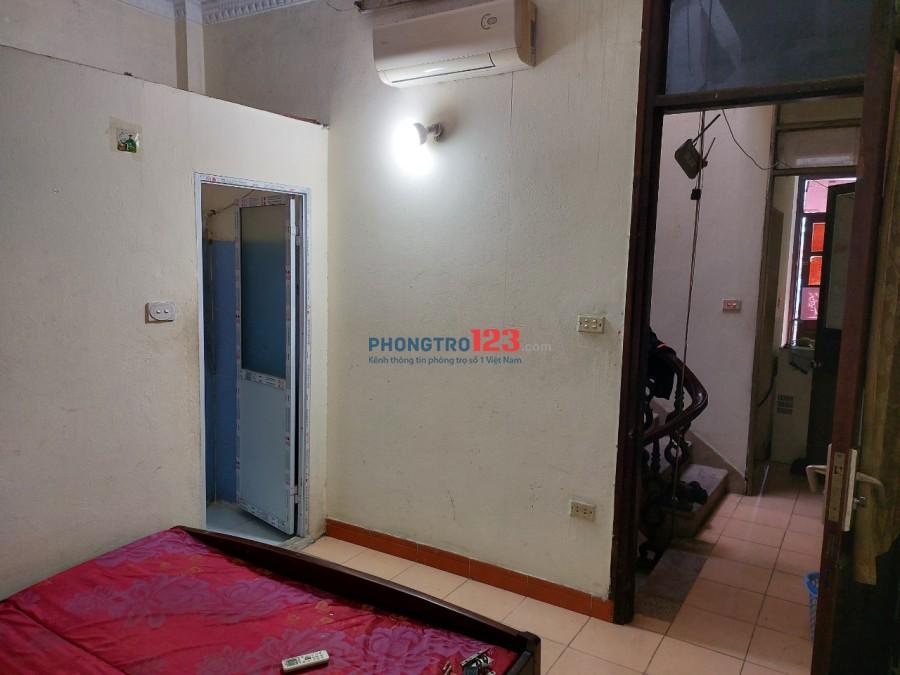 Cho thuê phòng trọ khép kín, đủ đồ, giá 1tr8 tại Tam Trinh, Hoàng Mai