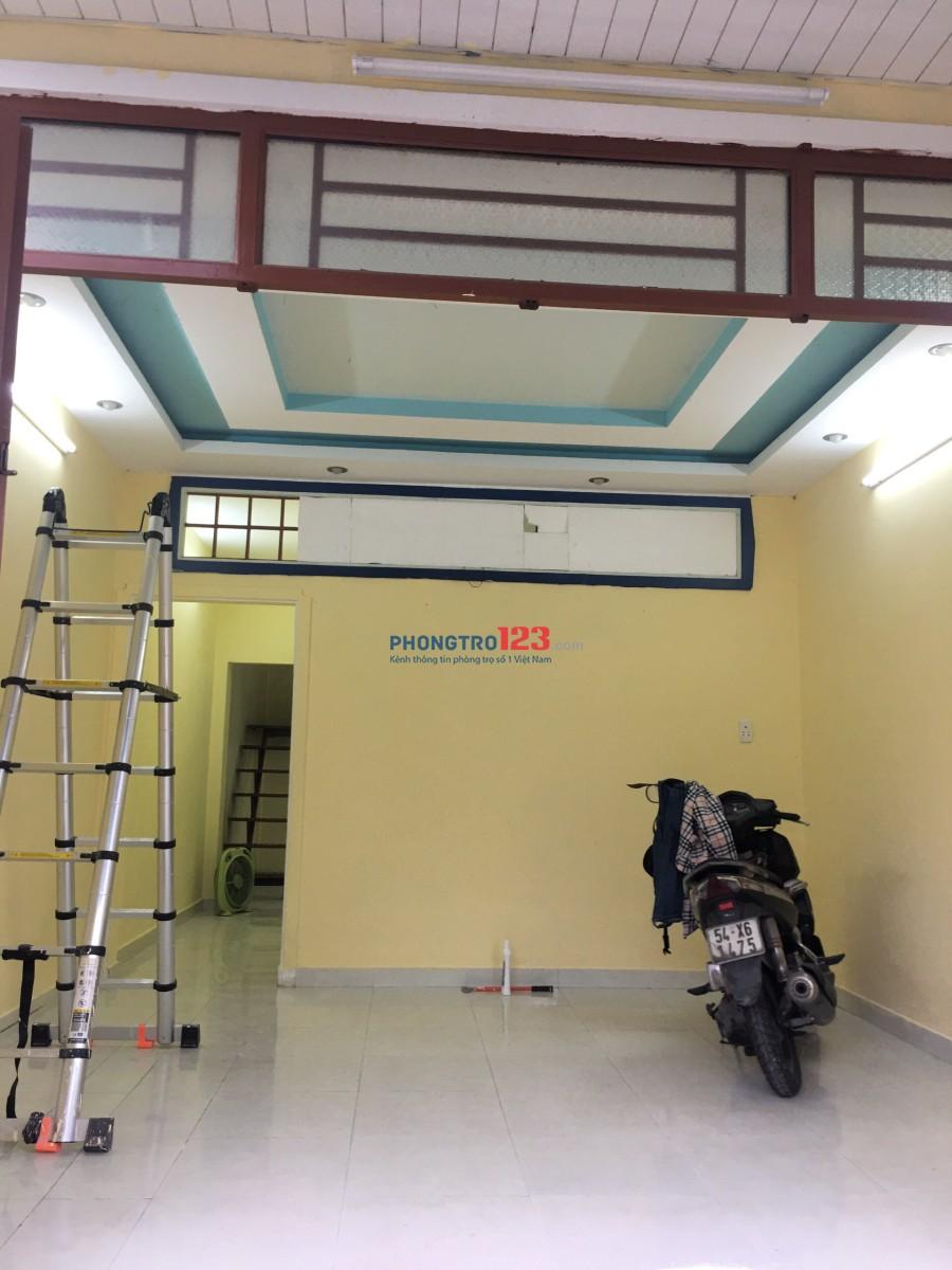 Cho thuê nhà nguyên căn tại phường Tăng Nhơn Phú B, Q.9