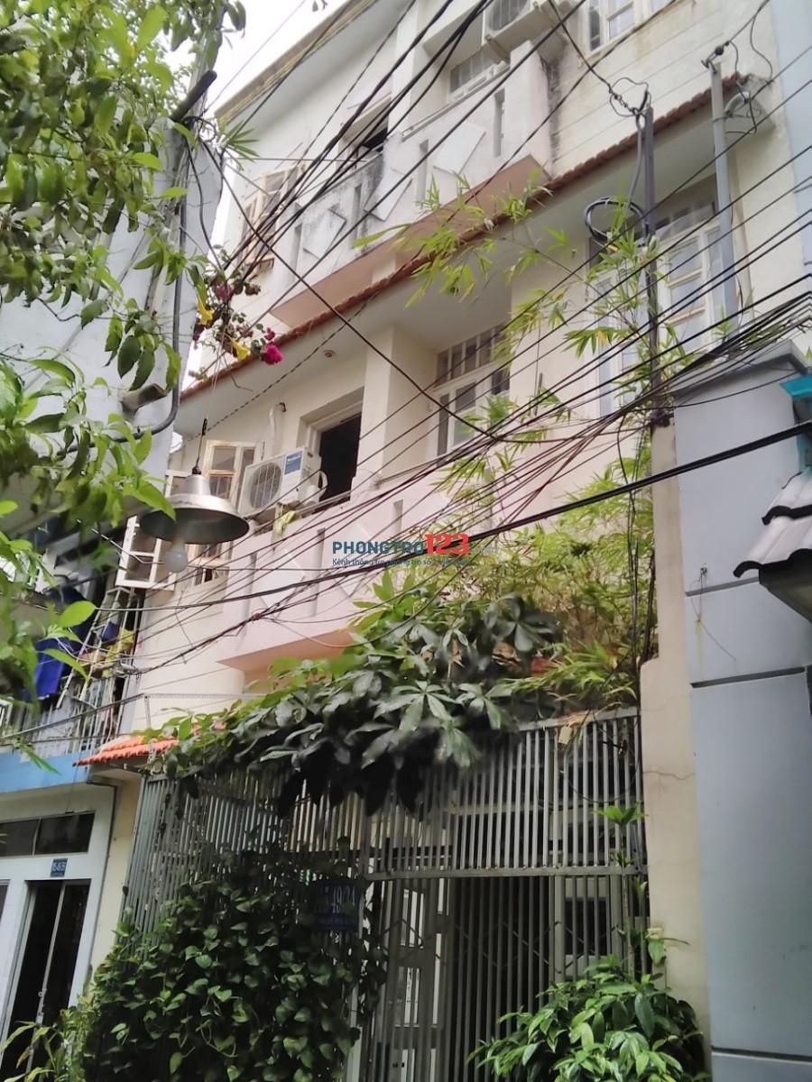 Phòng đầy đủ tiện nghi 115/49/34 Lê Văn Sỹ Phú Nhuận. Giá thuê 2,9 triệu, Dtsd 25m2