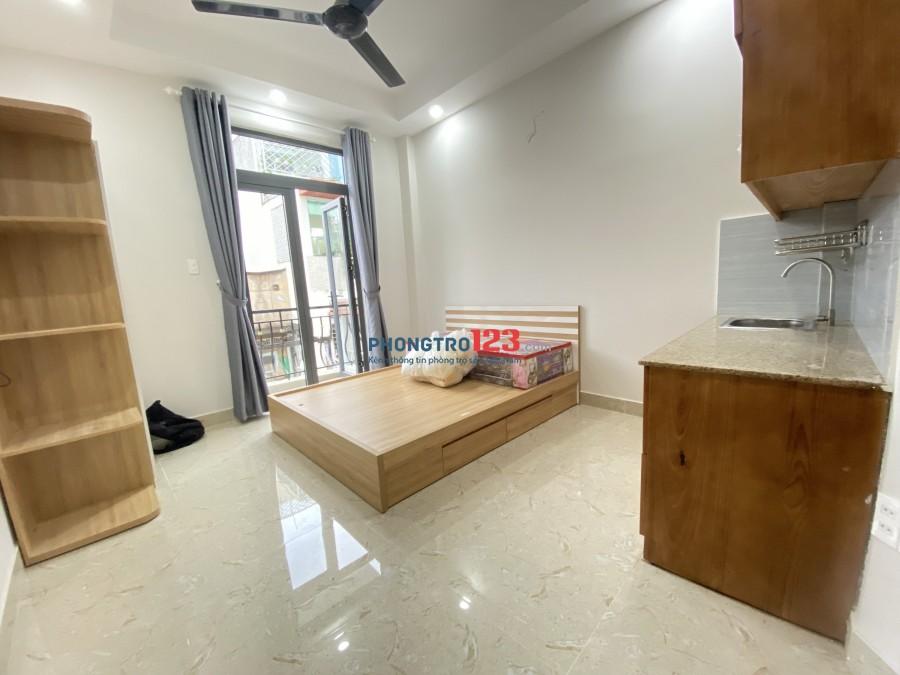 Khai trương CHDV, mini 25m5, full nội thất quận Bình Thạnh.