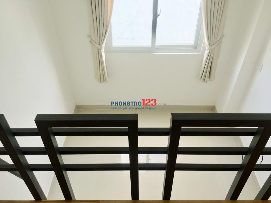 Cho thuê phòng trọ Quận 7 mới xây - có máy lạnh, cửa sổ thoáng gần Phú Mỹ Hưng