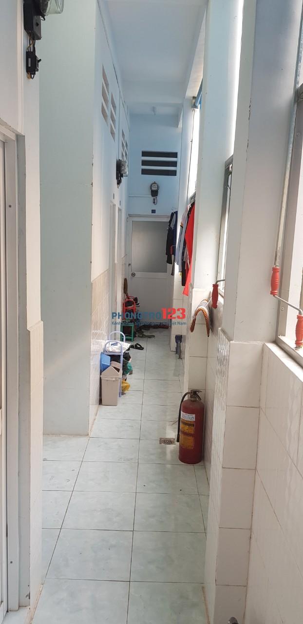 Phòng trọ mới xây Bình Tân, có toilet riêng, giờ giấc tự do. Giá thuê 1tr6/tháng, diện tích 16m2