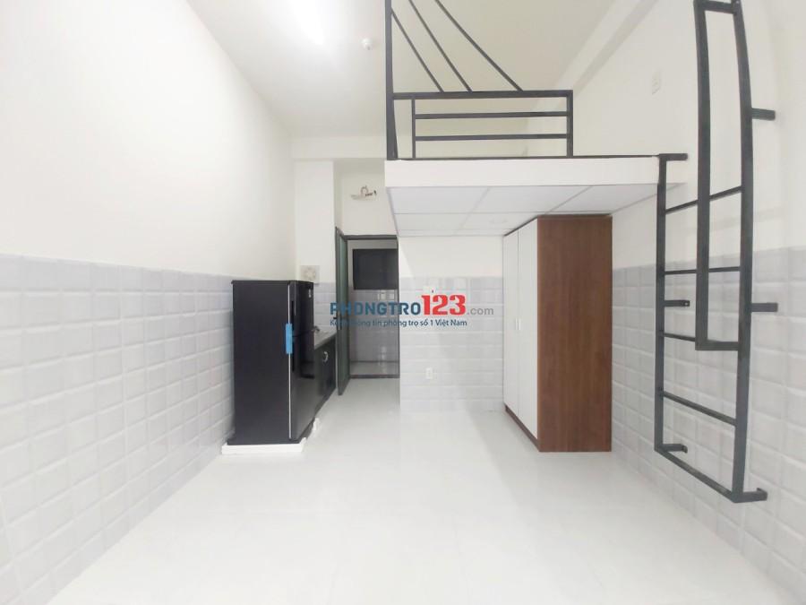 Nhà 45 phòng mới xây 100% Duplex 30m2 full nội thất ở D2, Bình Thạnh. Giảm 1tr cho tháng 10, ngày 20/10 nhận khách