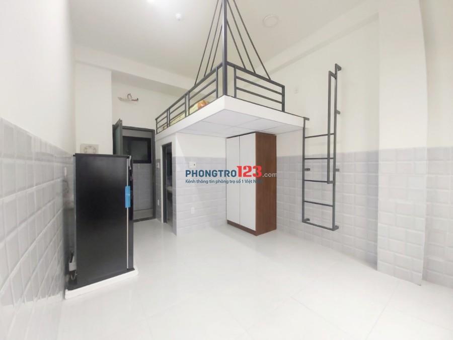 Căn hộ Duplex mới 100% 30m2 Full nội thất tại Điện Biên Phủ, Bình Thạnh. Gần ĐH Hutech, UEF, Hồng Bàng.